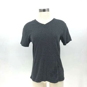 Disney Parks Top Women Small Grey Mickey Mouse